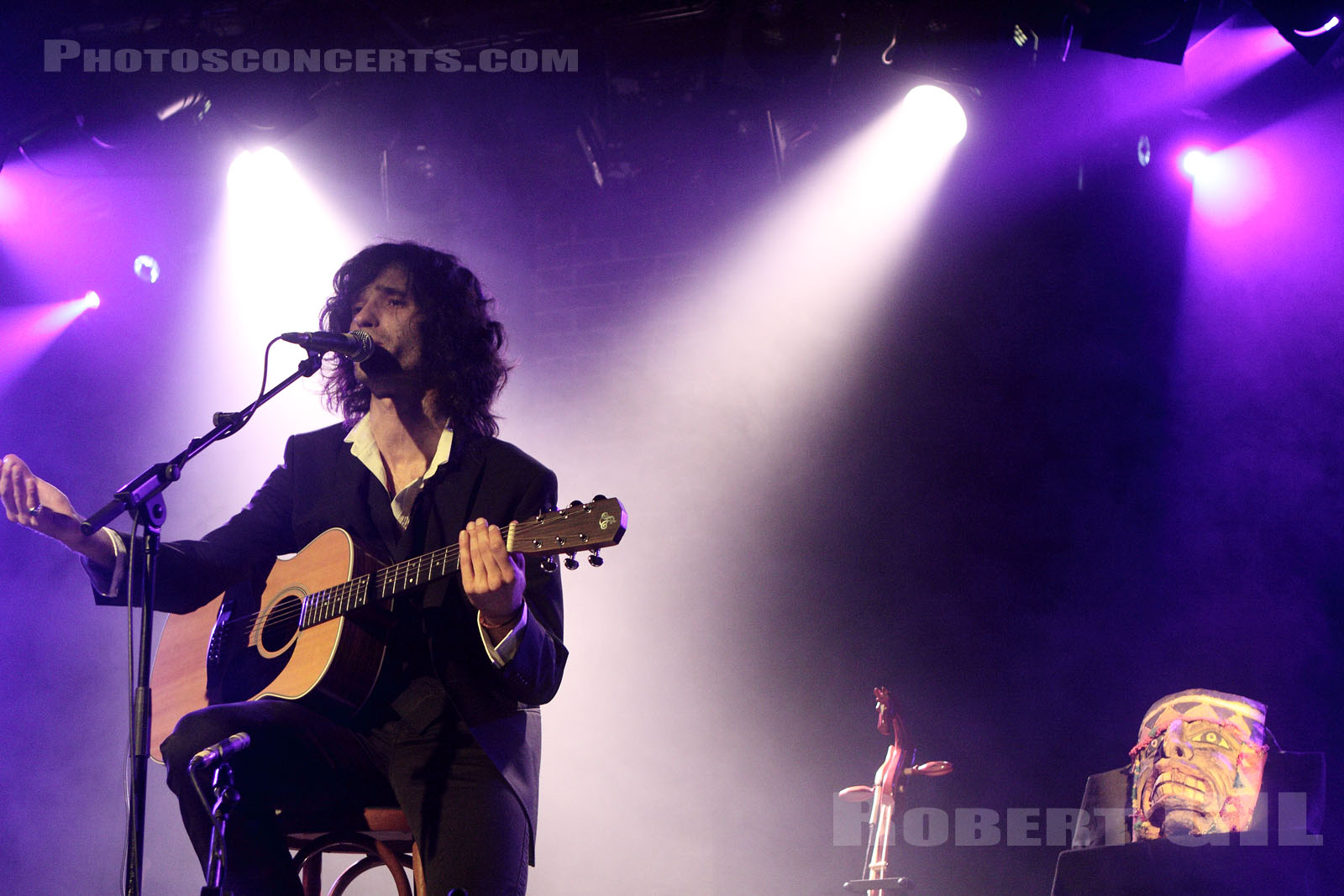 YOURI BLOW - 2011-02-20 - PARIS - La Maroquinerie
